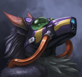 Sergal's Gasmask