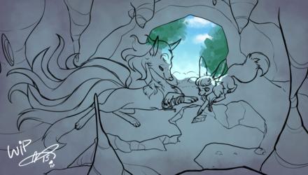 [COM] WIP Cavern Trove