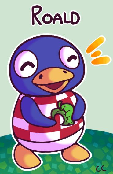 Animal Crossing - Roald