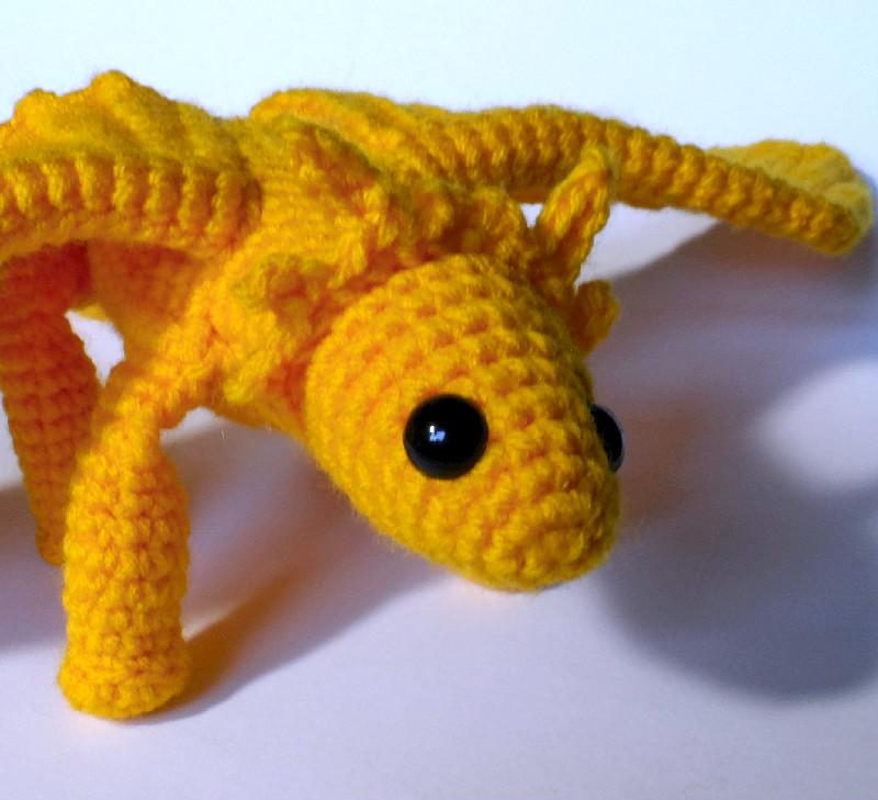 Most recent image: Amigurumi Dragon
