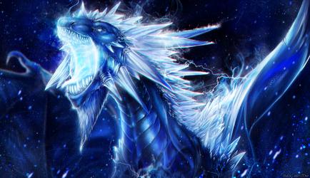 Blue Glint
