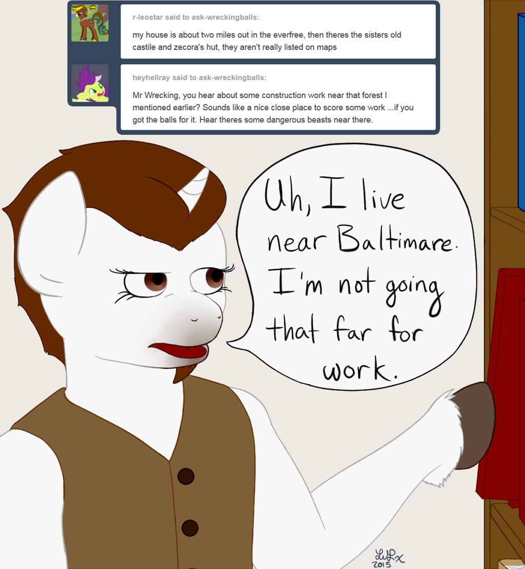 Pony Q&A #46: Forest Pt. 2