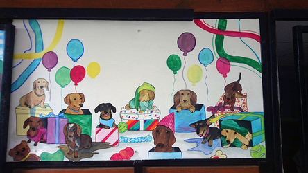 Charity Mural 2