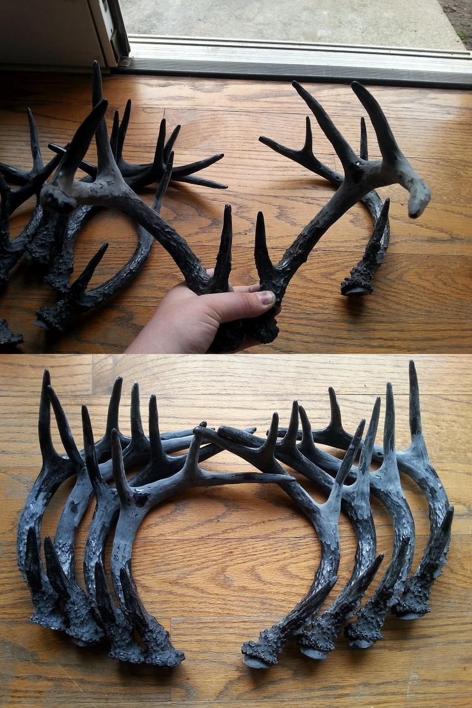 Most recent image: Fursuit Antlers for sale!