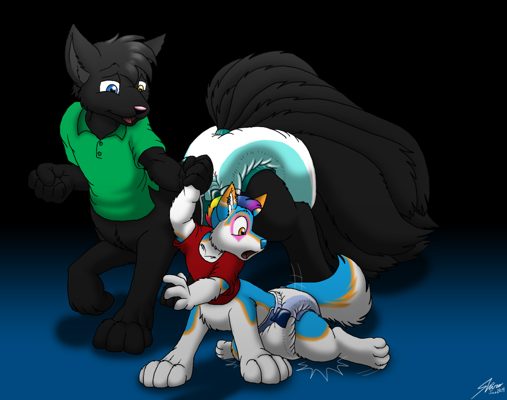 Most recent image: The New Pup Taur