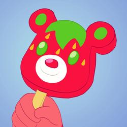 [Raffle prize] DidUKnowGayming popsicle