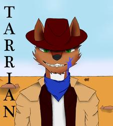 Tarrian Badge