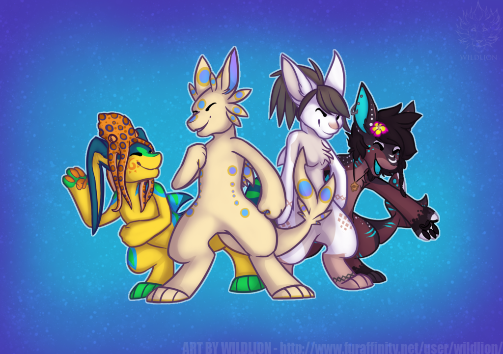 Most recent image: Group Manokit YCH