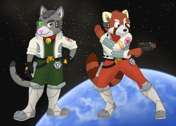 Star Furry Zero