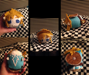 Breath of the Wild Link Tsum - commission for lizzieanne98