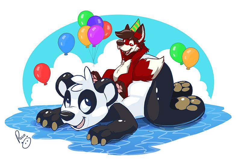 Jac Fox's birthday