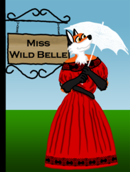 Miss Wild Belle badge
