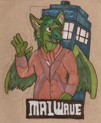 Malwave Badge