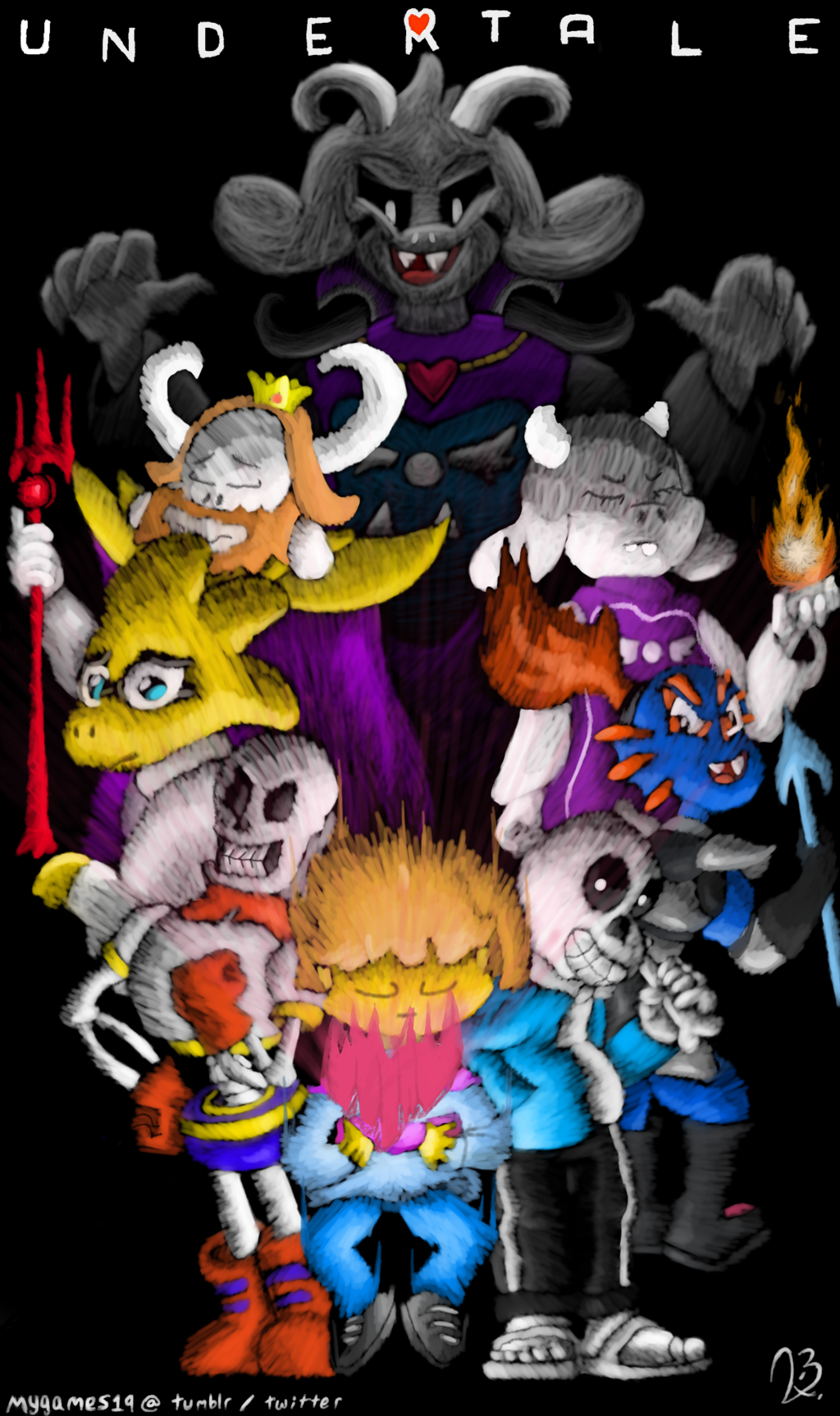 The Nature of the SOUL (Undertale)