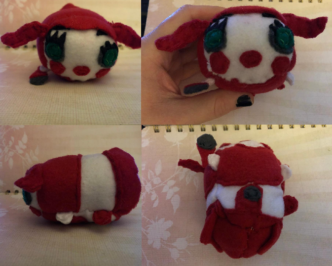 Five Nights at Freddy's Circus Baby Stacking Tsum Plush made for myself