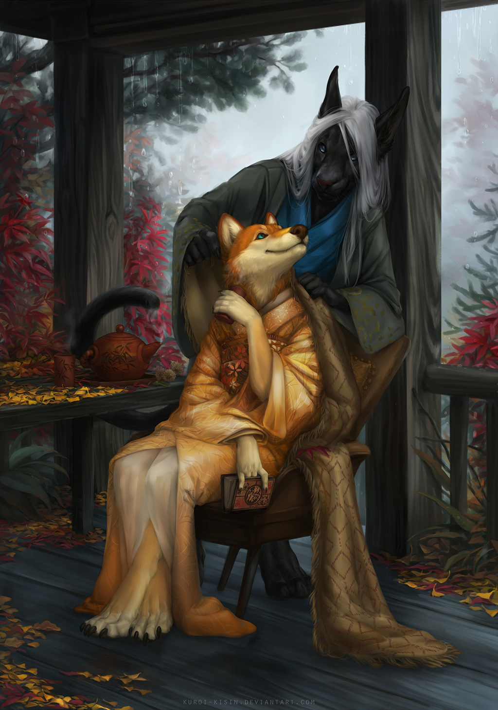 Most recent image: Autumn Morning - by Kur0i
