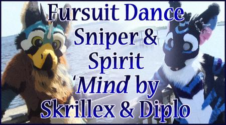 Personal - Fursuit Dance Duet to 'Mind'