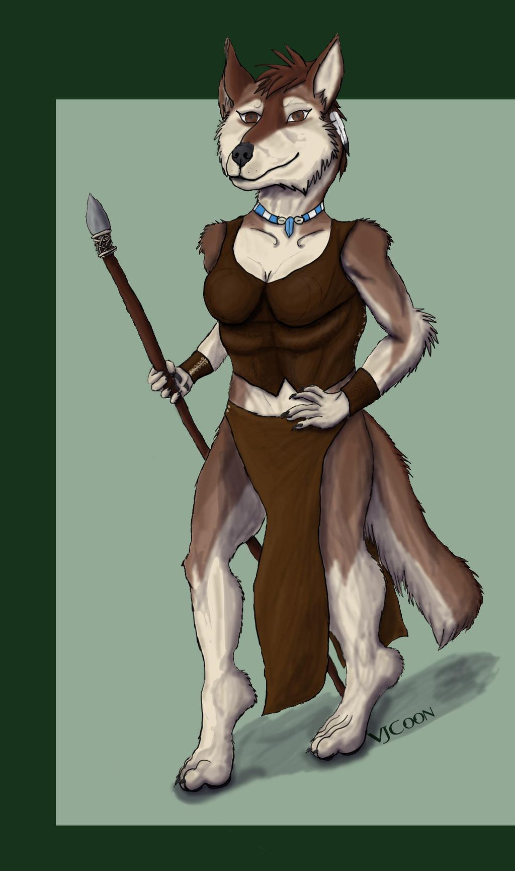 Tribal Warrioress