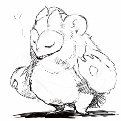 Rolly Polly Plushy Taums