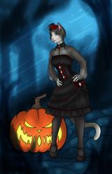 YCH - Happy Halloween
