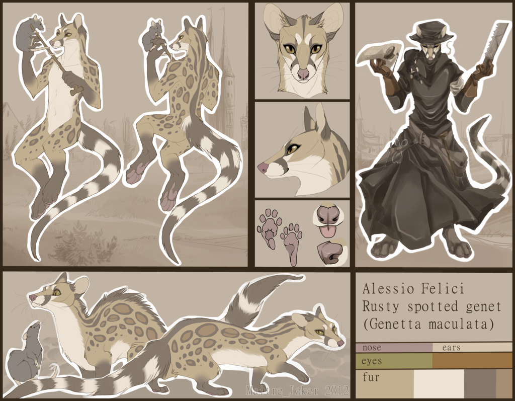 Reference Sheet 2012
