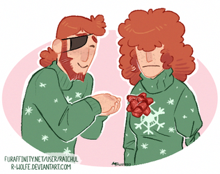 yOURE MY PRESENT THIS YEAR