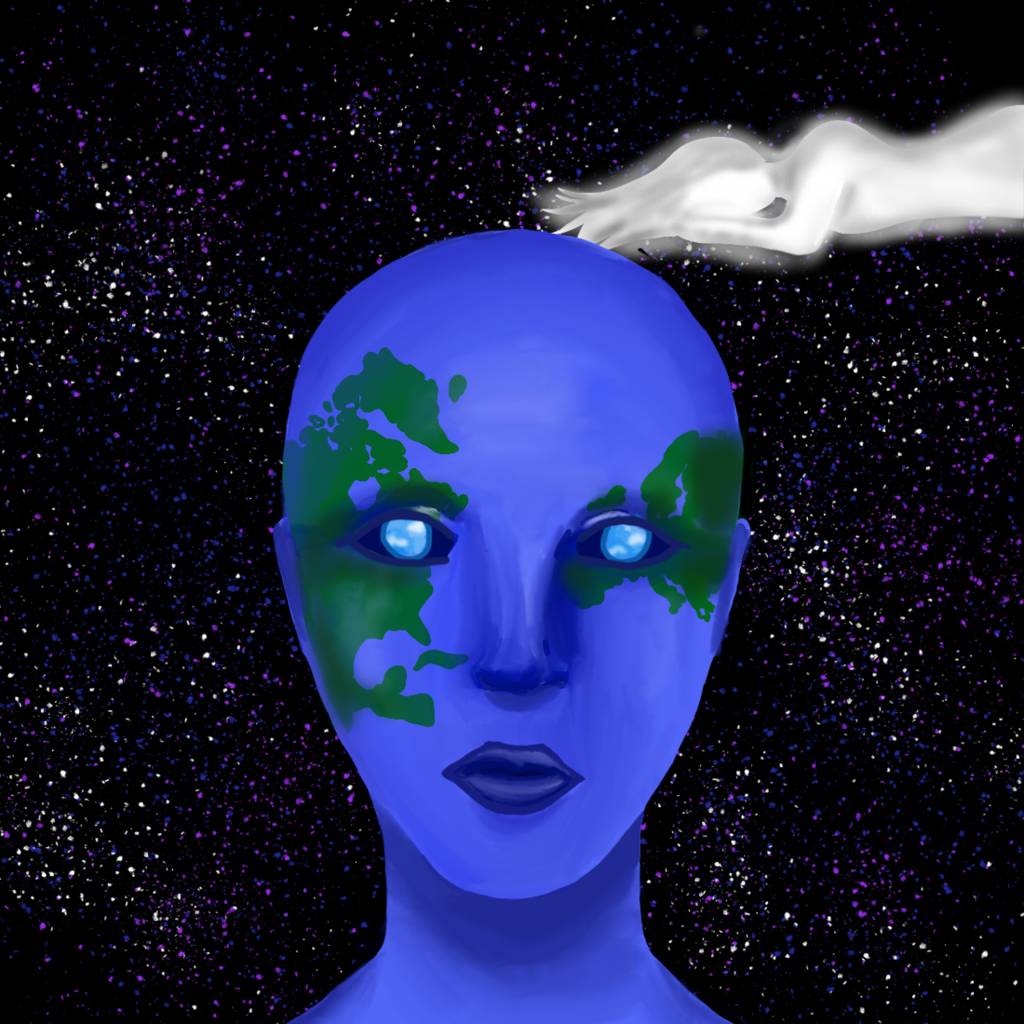 Most recent image: Mother Earth and Sister Moon