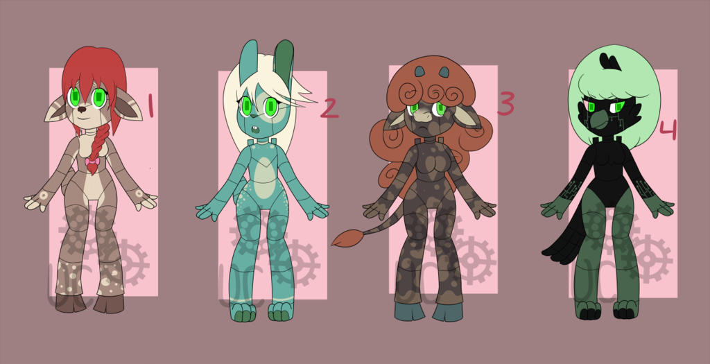 Most recent image: Vindroid: Product Batch 3! (Android Adoptables)