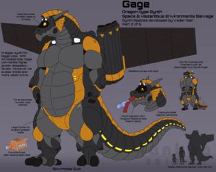 Gage - Pt. 2