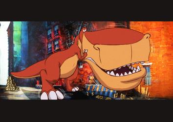 Jumbo Nose Rex [by:GeltyDrake]