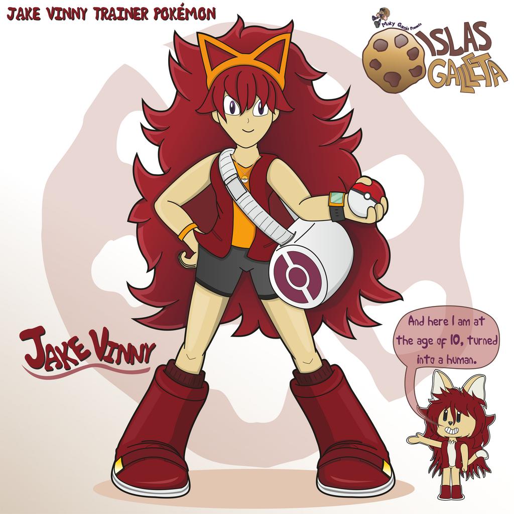 Jake Vinny Pokemon Trainer