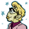 Yo there's A Starman in this Icon