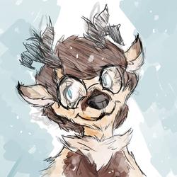 Reindeer Rowdy!