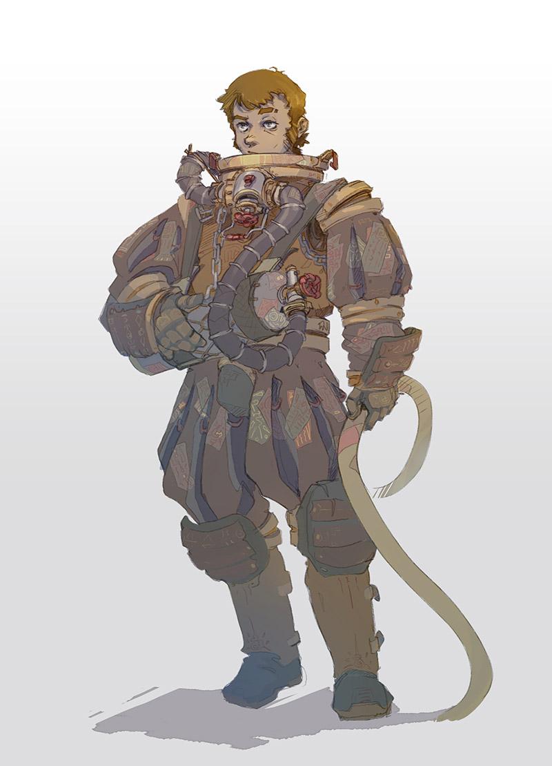Miasma Knight