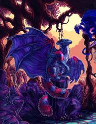 Amethyst Dawn - by Acidapluvia