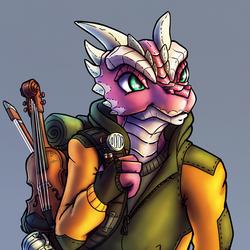 Commission: Gjeff the Adventurer