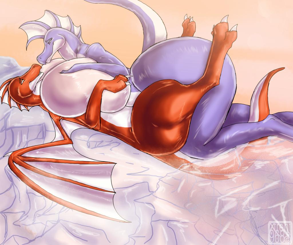 Most recent image: Dragon Snuggles