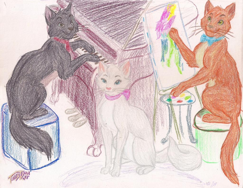 Aristocats Aged to Respectful Status