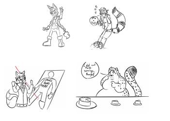 Stream Sketch Requests 2