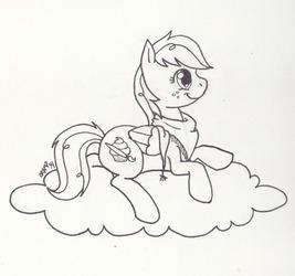 Cloud Nine [OC pony]