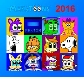 Makatoons's Summary of 2016