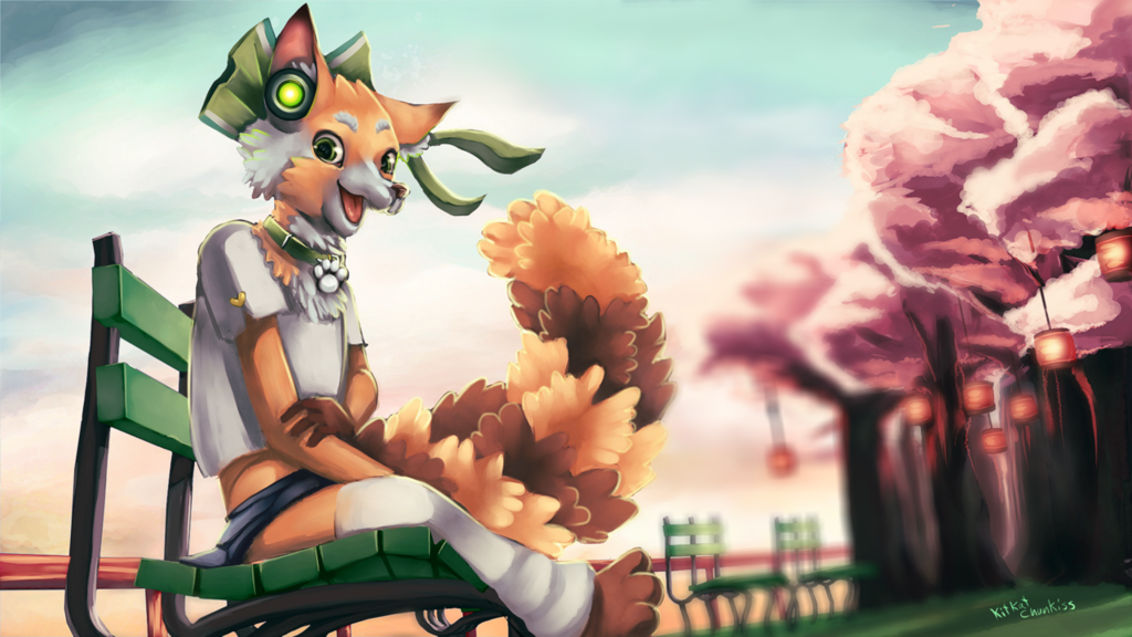 ArtTrade with Quillyfox