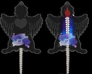 JinxyNightmare Pelt badge