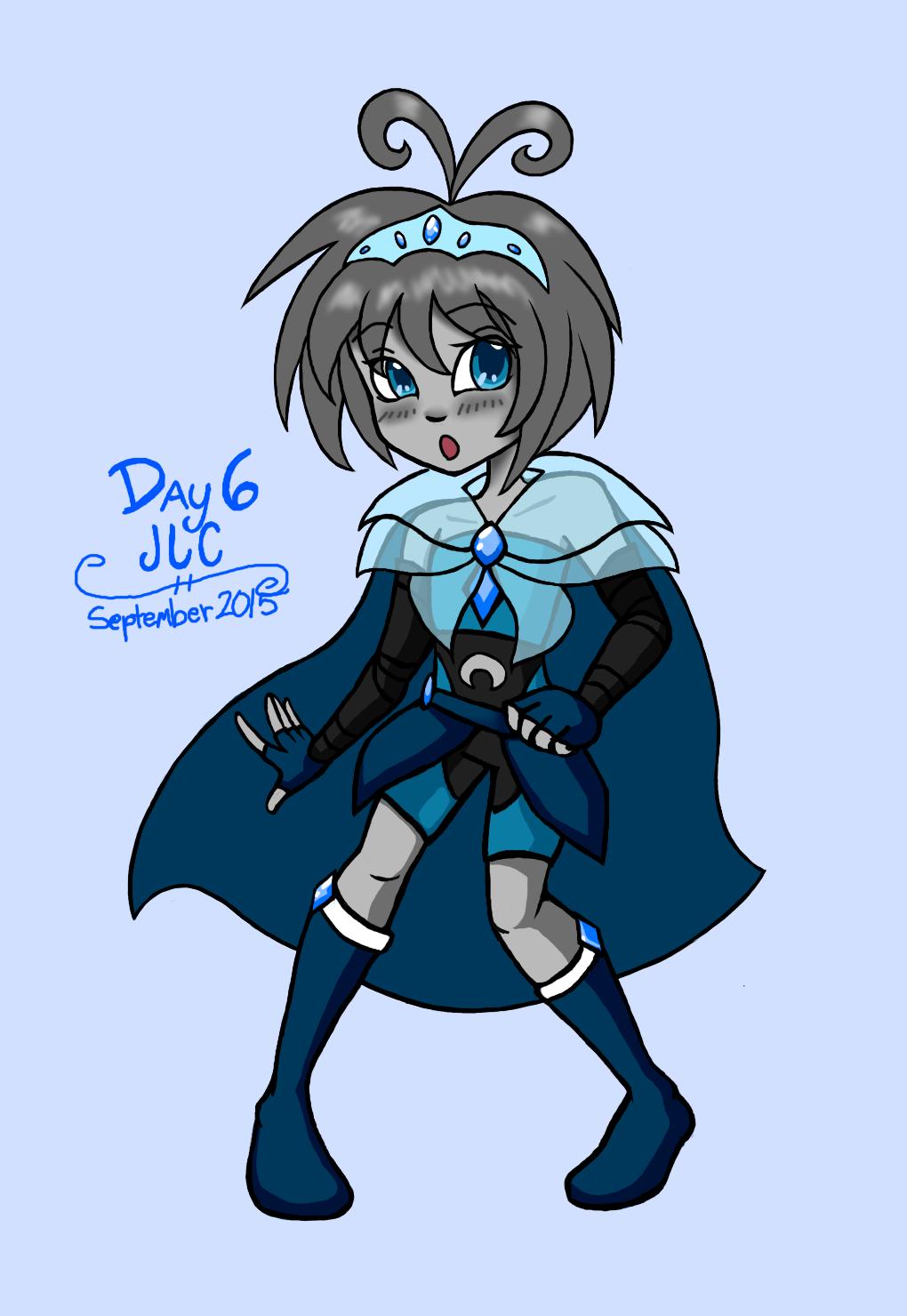 OC Art R2 6 - Junior in Armor