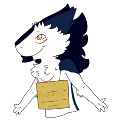 [OPEN] Taking 1 Sergal Drawing Request