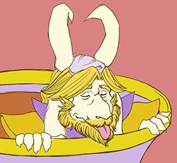 Asgore's Goat Tea