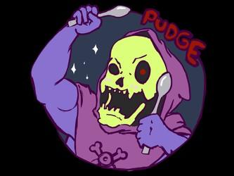 Skull Pudge