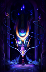 Cassie and the Moon Spirit