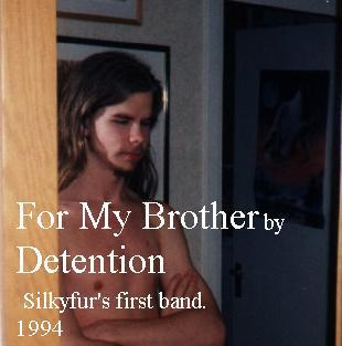 For my Brother - by Detention