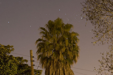 California by Starlight